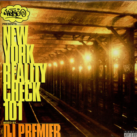 DJ Premier - Haze Presents: New York Reality Check 101