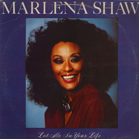 Marlena Shaw - Let Me In Your Life