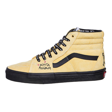 Vans x A Tribe Called Quest - UA SK8-Hi (ATCQ) (Mellow Yellow ... 13d3c93aa