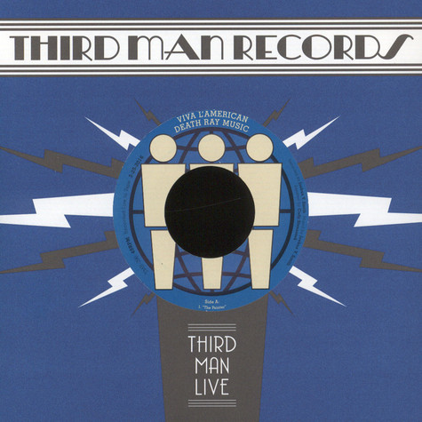 Viva L'American Death Ray Music - Live At Third Man Records