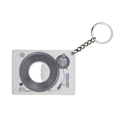 Technics - Credit Card Bottle Opener Key Ring