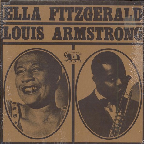 Ella Fitzgerald & Louis Armstrong - Archive Volume 11