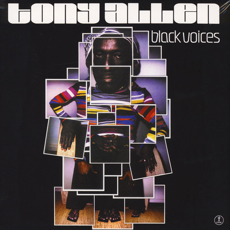 Tony Allen - Black Voices