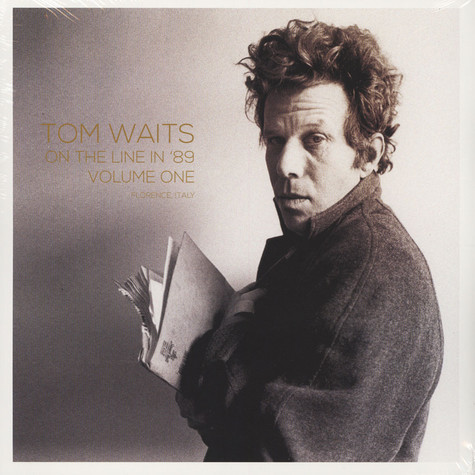 Tom Waits - On The Line In '89 Volume 1