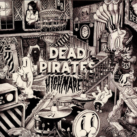 Dead Pirates, The - HIGHMARE