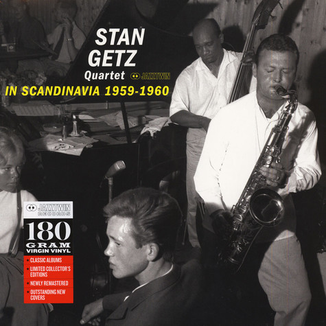 Stan Getz - In Scandinavia 1959-1960