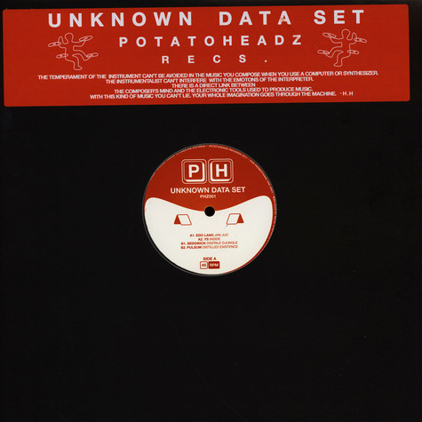 V.A. - Unknown Data Set