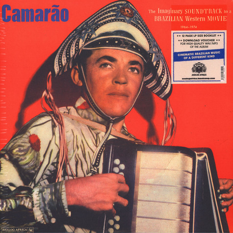Camarao - The Imaginary Soundtrack To A Brazilian Western