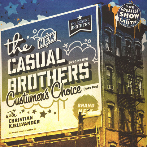 Casual Brothers, The - Customers Choice (Part Two) EP