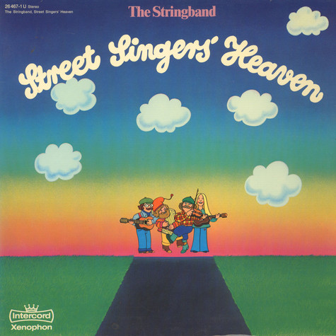 The Stringband - Street Singer's Heaven