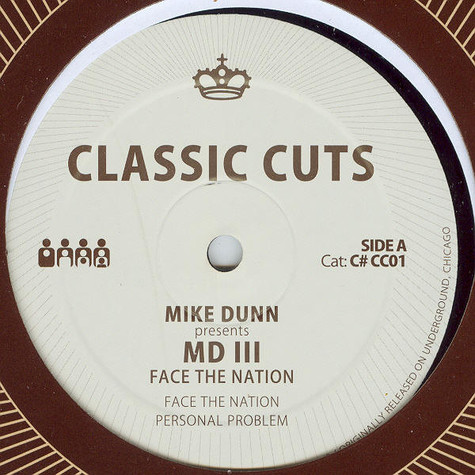 Mike Dunn Presents MD III - Face The Nation