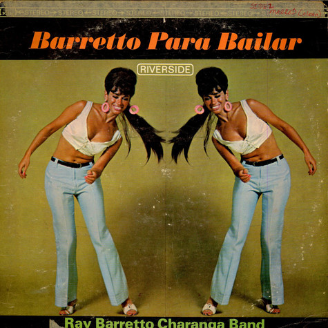 Ray Barretto Charanga Band - Barretto Para Bailar