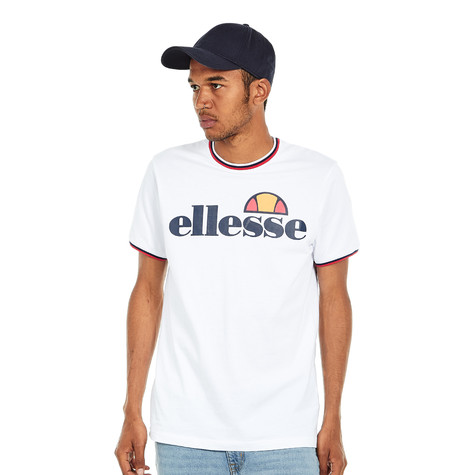 ellesse - Mangora Engineered Ringer T-Shirt