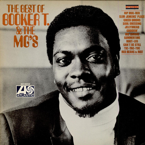 Booker T & The MG's - The Best Of Booker T. & The MG's