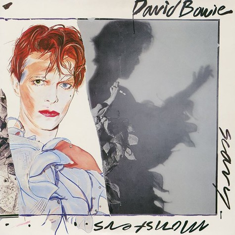 David Bowie - Scary Monsters (And Super Creeps) [2017 Remastered Version]