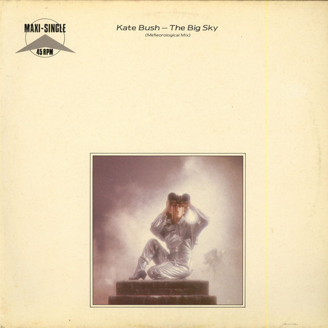 Kate Bush - The Big Sky (Meteorological Mix)