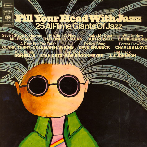 V.A. - Fill Your Head With Jazz