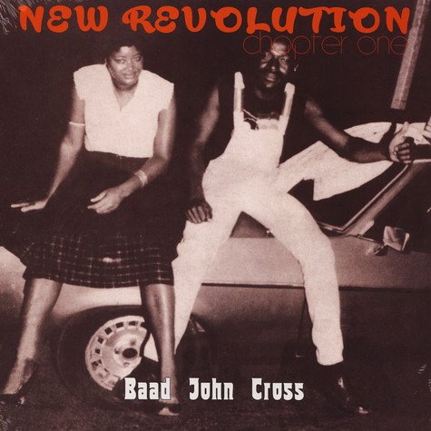 Baad John Cross - New Revolution - Chapter One