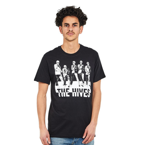 Hives, The - Skeletons T-Shirt