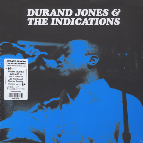 Durand Jones & The Indications - Durand Jones & The Indications Red Vinyl Edition