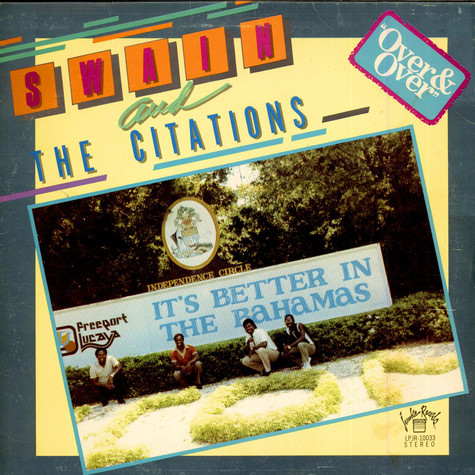 Swain And The Citations - Over & Over