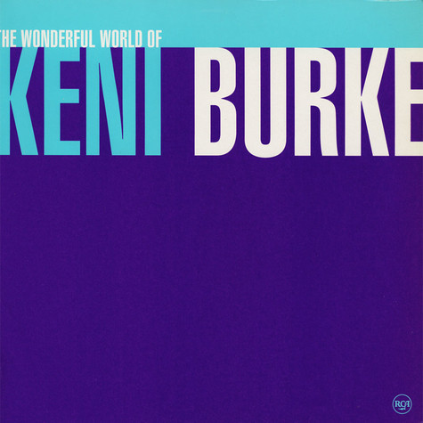 Keni Burke - The Wonderful World Of Keni Burke