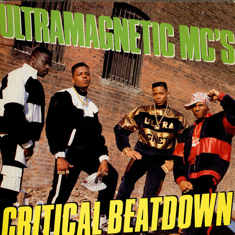 Ultramagnetic MC's - Critical Beatdown
