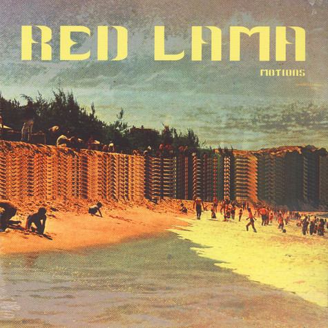 Red Lama - Motions