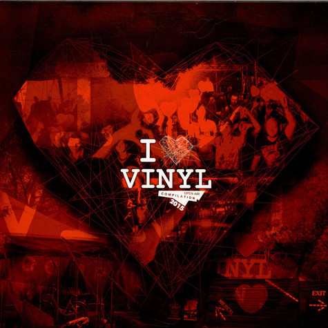 V.A. - I Love Vinyl Open Air Compilation 2015