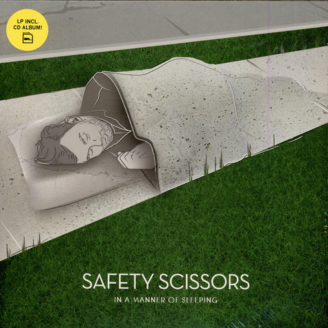 Safety Scissors - In A Manner Of Sleeping