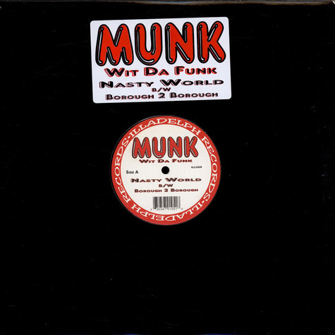 Munk Wit Da Funk - Nasty World