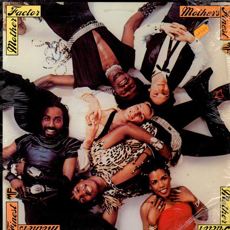 Mother's Finest - Mother Factor