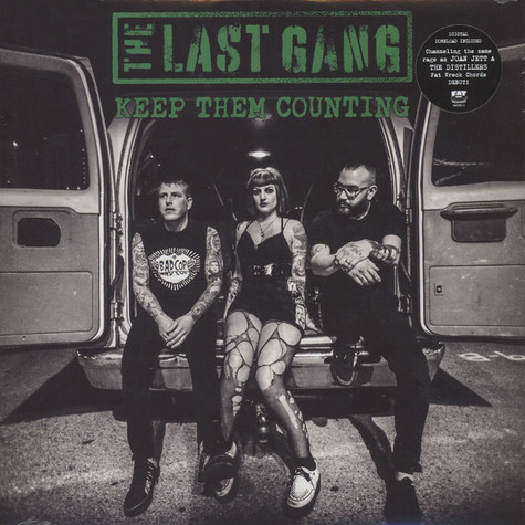 Last Gang, The - Keep The Counting