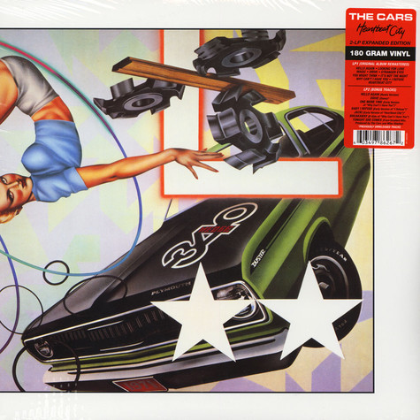 Cars, The - Heartbeat City Expanded Edition