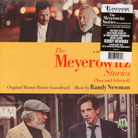 Randy Newman - OST Meyerowitz Stories