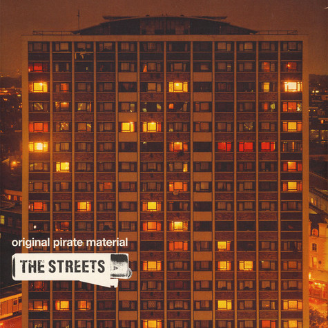 Streets, The - Original Pirate Material