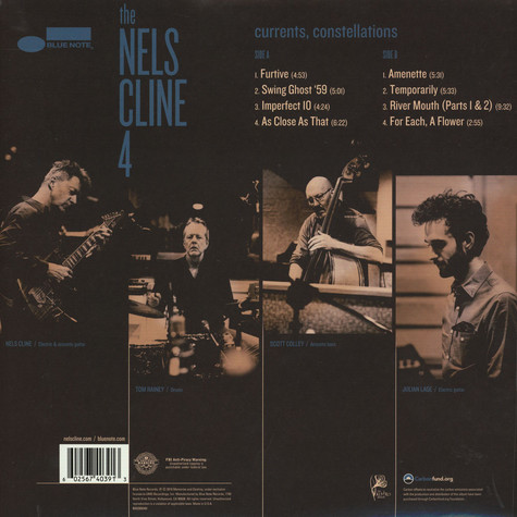 Nels Cline of Wilco - Currents Constellations