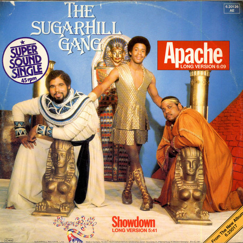 Sugarhill Gang - Apache (Long Version)