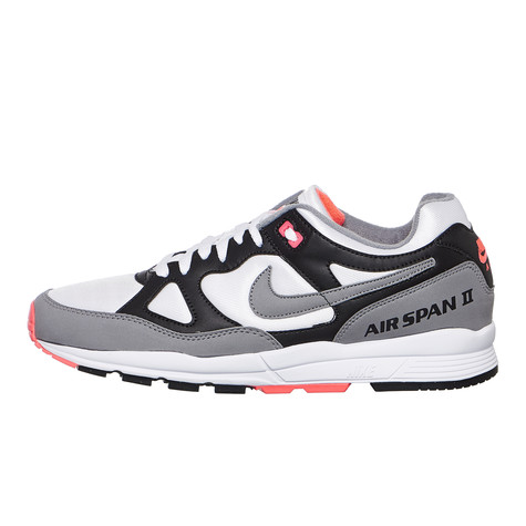 save off 58940 03ec0 Nike - Air Span II (Black   Dust   Solar Red   White)   HHV