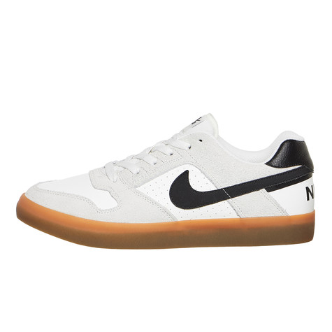 5b9ab8b3478 Nike SB - Delta Force Vulc (Summit White / Black / Gum Light Brown ...
