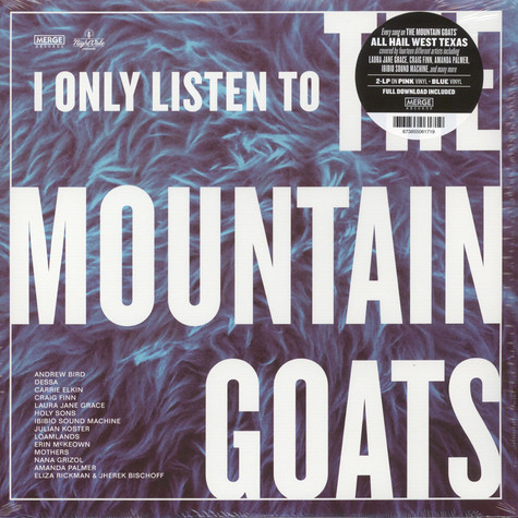 V.A. - I Only Listen To The Mountain Goats: All Hail