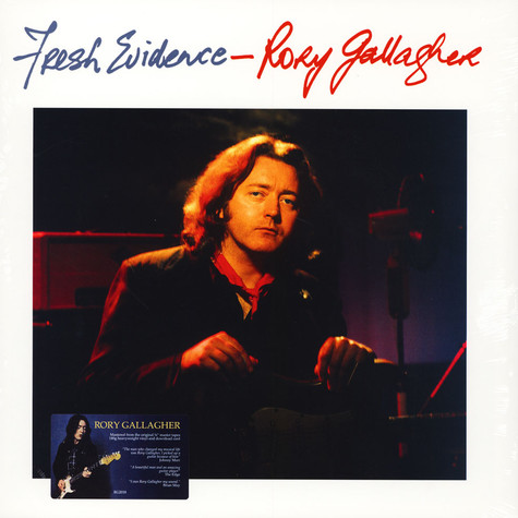 Rory Gallagher - Fresh Evidence (Remastered 2013)
