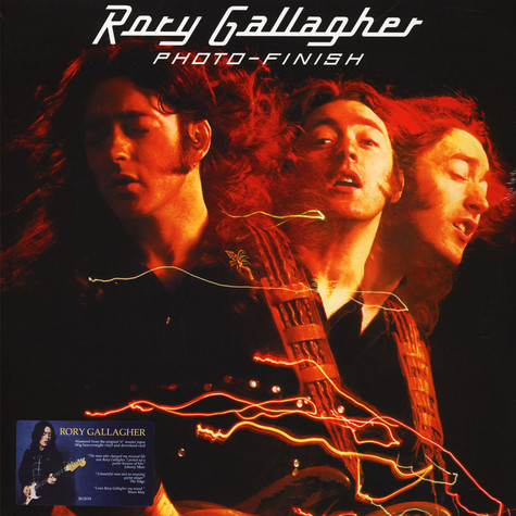 Rory Gallagher - Photo Finish (2012 Remaster)