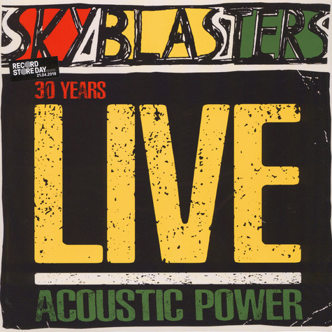 Skyblasters - Live Acoustic Power