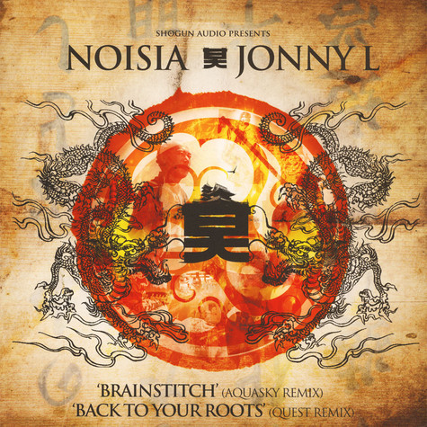 Noisia / Jonny L - Brainstitch (Aquasky Remix) / Back To Your Roots (Quest Remix)
