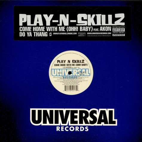 Play-N-Skillz - Come Home With Me (Ohh! Baby)