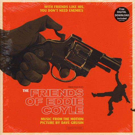 Dave Grusin - OST The Friends Of Eddie Coyle