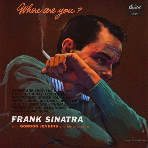 Frank Sinatra - Where Are You?