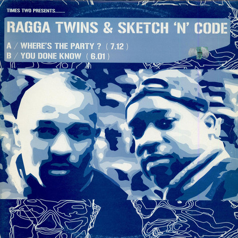 Ragga Twins & Sketch & DJ Code - Where's The Party?