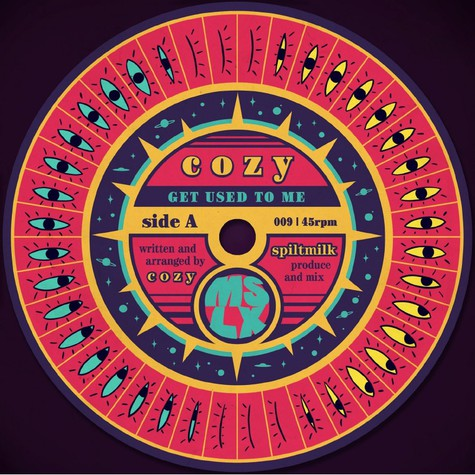 Cozy - Get Used To Me